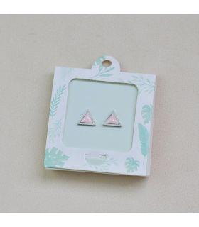 Topos triangulo en acero